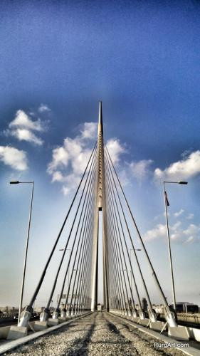 26-24sava bridge Belgrade middle